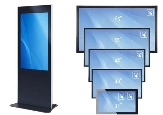 Choose your Digital Signage solution provider in Oman
