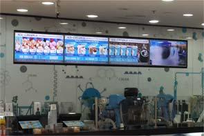 Restaurant digital menu in Dubai