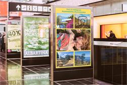 Digital signage Social walls in screendrive